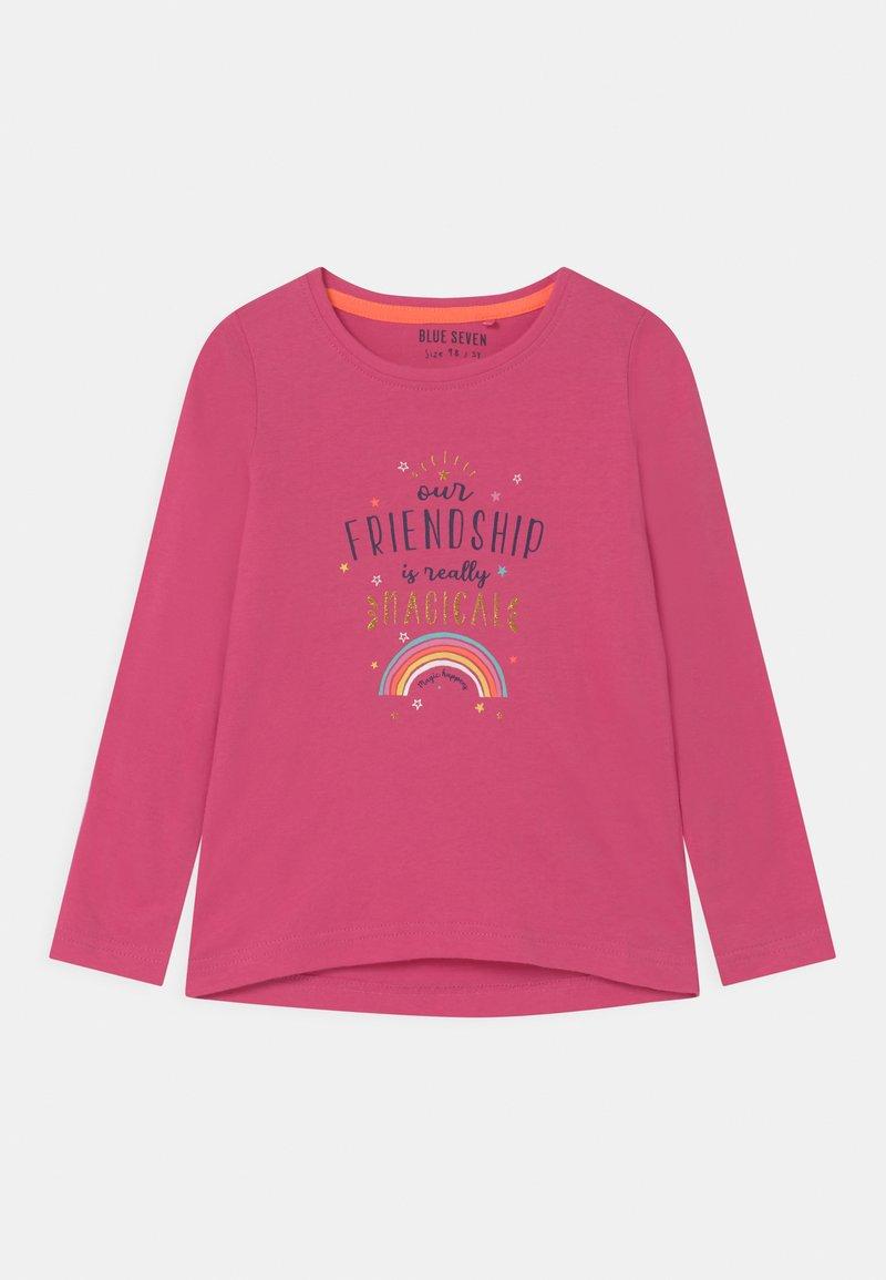 Blue Seven - KIDS GIRLS  - Longsleeve - pink