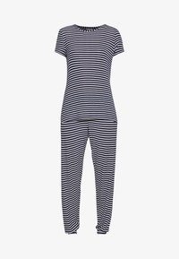 Marks & Spencer London - HANGING SET - Pyjama set - dark blue - 4