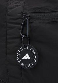 adidas by Stella McCartney - TOTE - Sports bag - black/white - 3