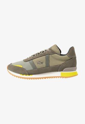 PARTNER RETRO - Sneakers laag - khaki/yellow