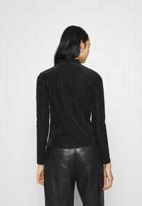 Monki - PIRA - Långärmad tröja - black - 2