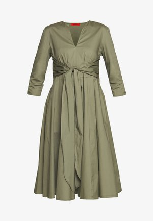 DIONISIO - Cocktail dress / Party dress - moss green