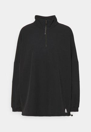 PLUS - Sportovní bunda - black