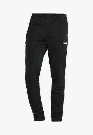 3 STRIPES SPORTS REGULAR PANTS - Teplákové kalhoty - black/white