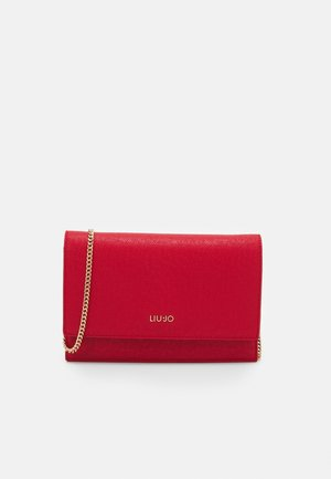 CROSSBODY - Clutch - true red