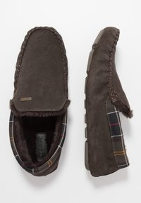 Barbour - MONTY - Slippers - brown - 1