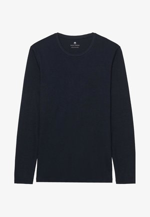 LONG SLEEVE - Pyjama top - Night blue