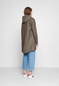 Soyaconcept - SC-ALEXA 1 - Waterproof jacket - dark army - 2