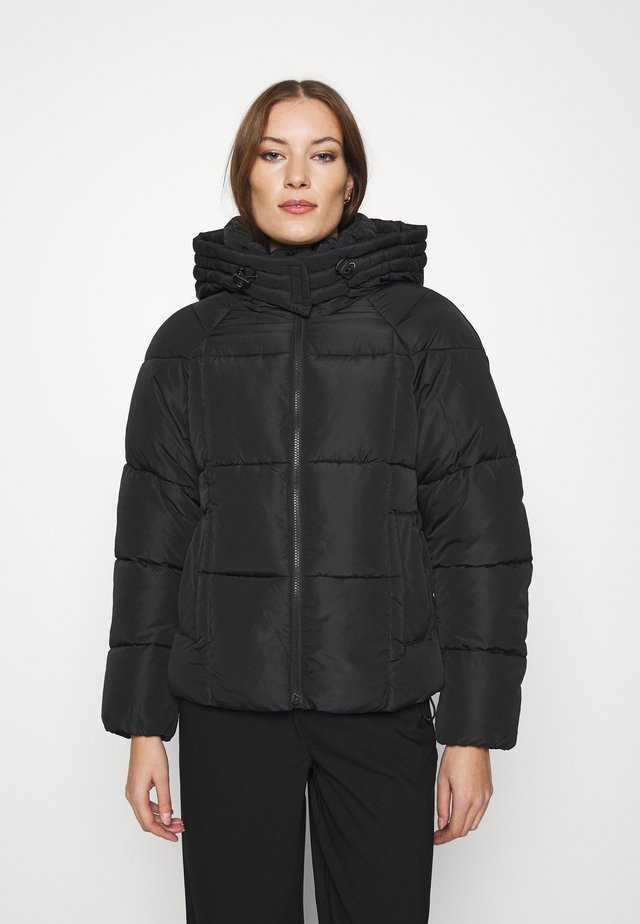 ASPEN JACKET - Winterjas - black