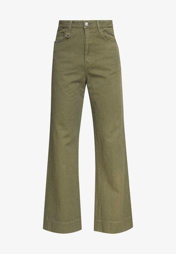MAGAZINE PANT - Kalhoty - military