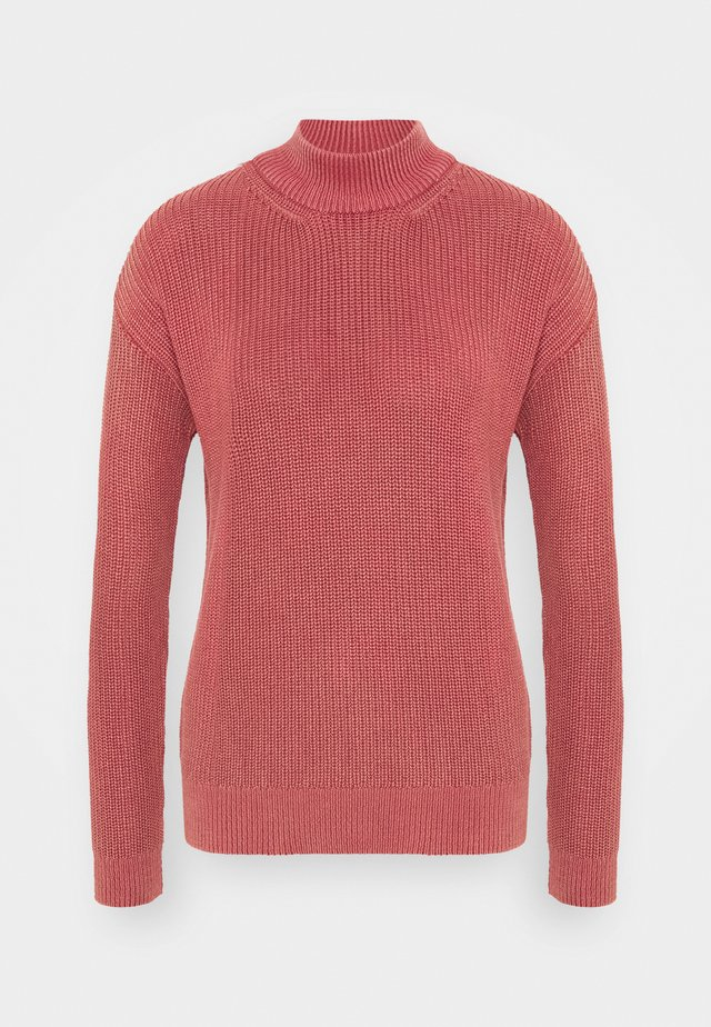 Sweter - red pear