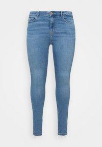 Pieces Curve - Jeans Skinny Fit - light blue denim - 3