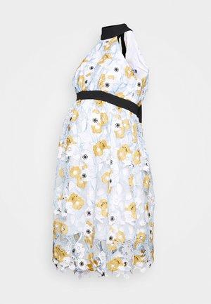 CHESTER DRESS - Denní šaty - blue