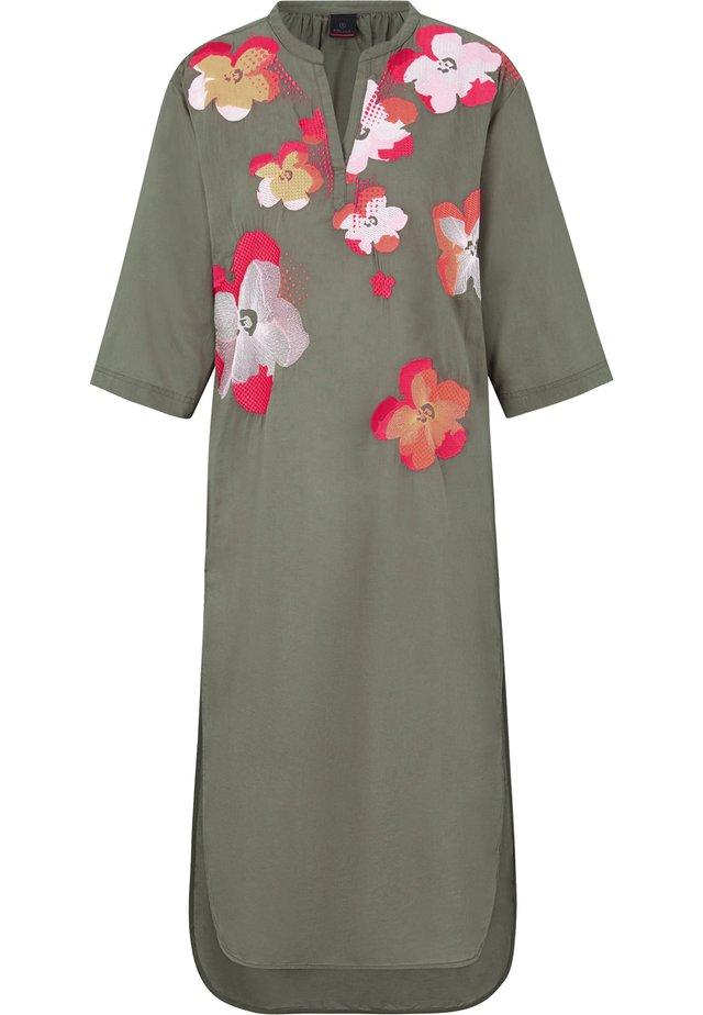 NELIA - Sports dress - olivgrün
