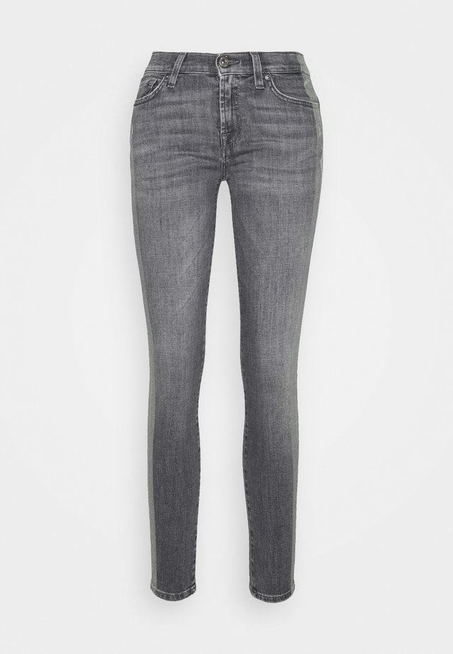 THE CROP - Jeans Skinny - shadowland