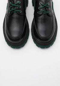 Koi Footwear - VEGAN DAWN - Lace-ups - green - 5