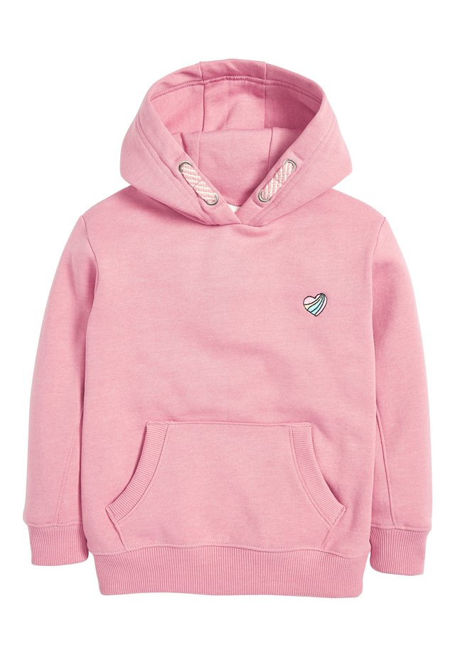 Sweat à capuche - pink