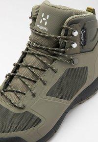 Haglöfs - Mountain shoes - sage green/deep woods - 5