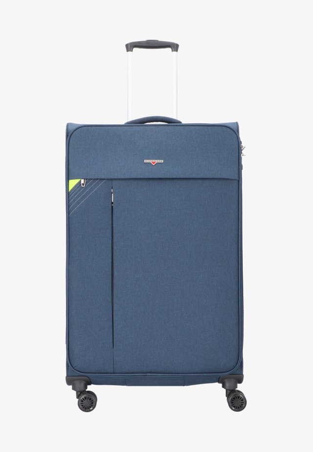 Revolution - Wheeled suitcase - dark blue