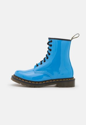 1460  - Lace-up ankle boots - mid blue