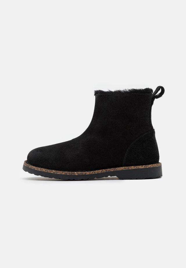 MELROSE - Støvletter - black