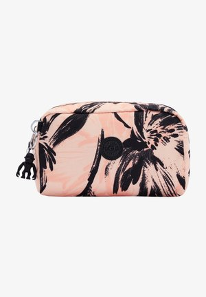 GLEAM - Wash bag - coral flower