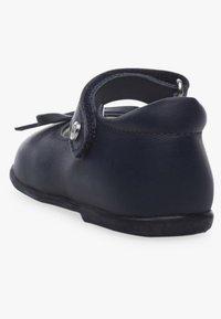 Naturino - NATURINO BALLET - Ankle strap ballet pumps - blue - 3