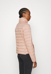 Vila - VISIBIRIA SHORT JACKET - Light jacket - misty rose - 2