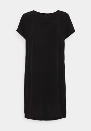 VIPRIMERA T-SHIRT DRESS - Jersey dress - black