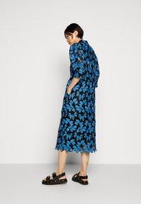 Hofmann Copenhagen - BARBARA - Shirt dress - pacific blue - 2