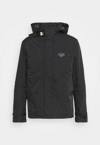ASTE - Hardshell jacket - jet black