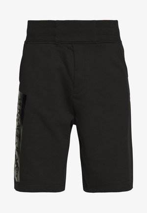 LOGO - Tracksuit bottoms - black