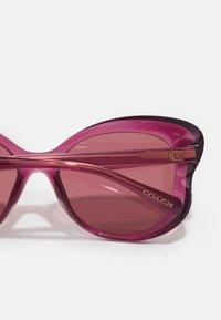 Coach - Sluneční brýle - wine - 2
