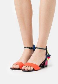 Kat Maconie - KAY - Sandals - black/multicolor - 0