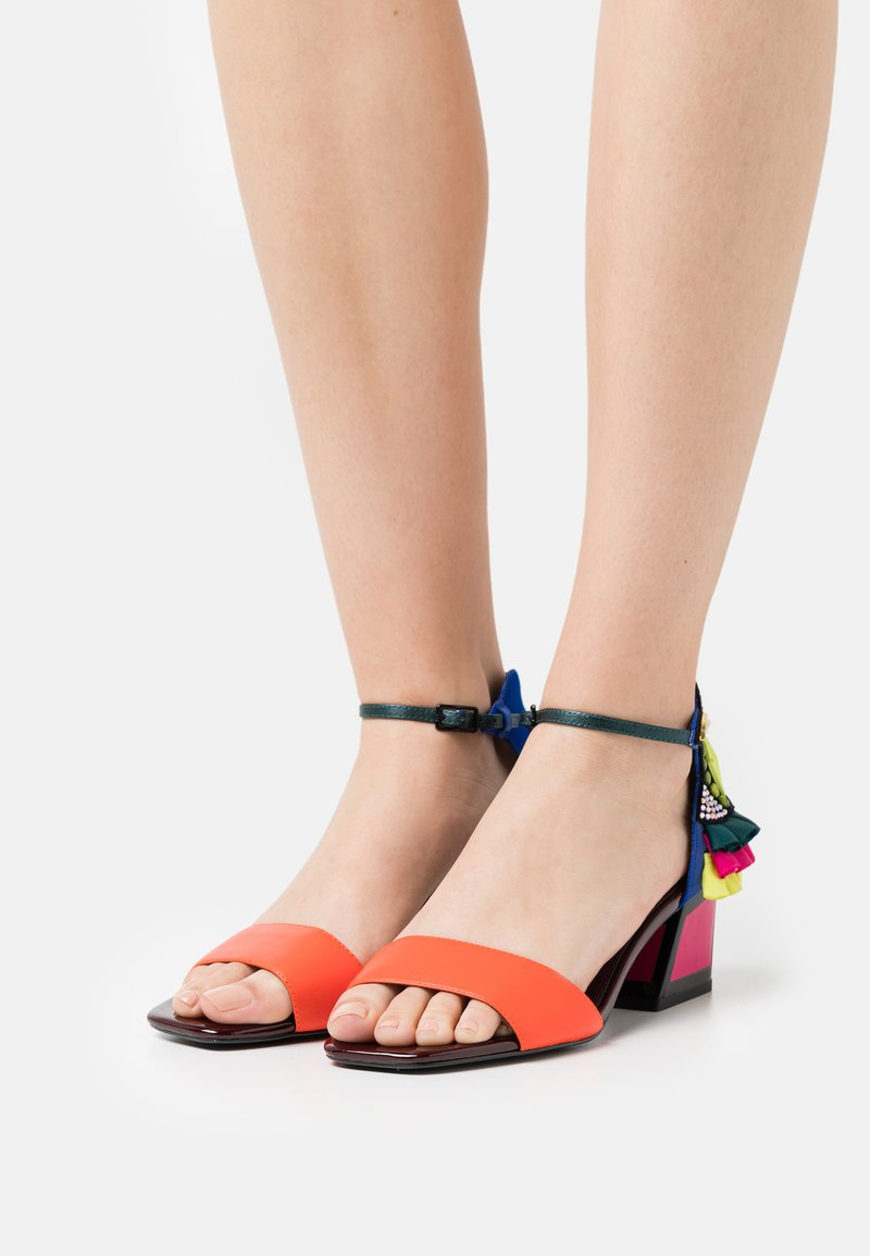 Kat Maconie - KAY - Sandals - black/multicolor