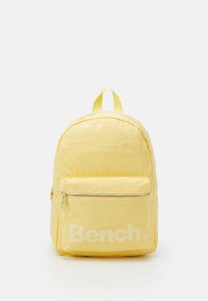 BACKPACK SMALL - Batoh - light yellow