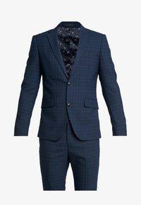 Lindbergh - CHECKED SUIT - Suit - blue - 9