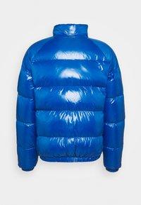 PYRENEX - VINTAGE MYTHIC - Down jacket - adriatic - 1