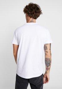 Diesel - DIEGO CUTY - T-shirt con stampa - white - 2