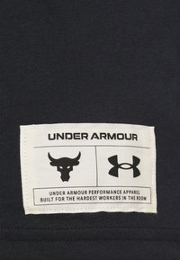 Under Armour - ROCK SAME GAME TANK - Débardeur - black - 5