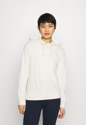 AUTH HOODY - Sweatshirt - offwhite
