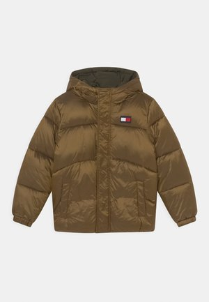 PUFFER - Giacca invernale - vintage brass