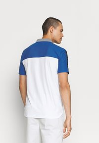 Calvin Klein Golf - TREVINO  - Polo shirt - white/nautical blue - 2