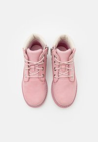 Timberland - POKEY  - Lace-up ankle boots - light pink - 3