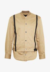 3.1 Phillip Lim - JACKET REMOVABLE TAIL - Krátký kabát - sand - 4
