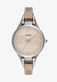 Fossil - GEORGIA - Watch - hellbraun - 2