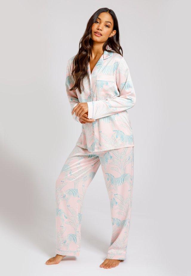 Pyjama - pink blue