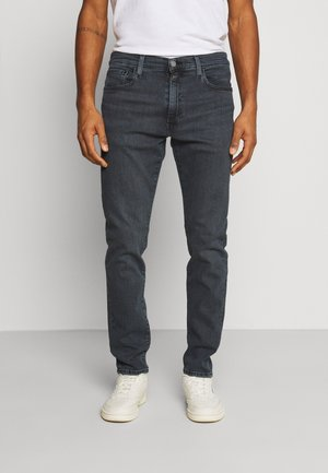 512™ SLIM TAPER - Jeansy Slim Fit - richmond blue black