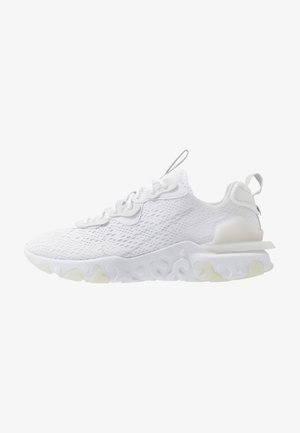 REACT VISION  - Sneakers laag - white/light smoke grey