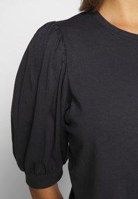 ONLY - ONLSASHA PUFF - Print T-shirt - black - 6